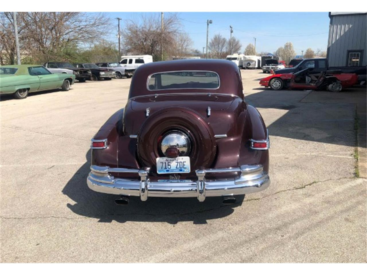 Large Picture of '48 Continental - PWB6
