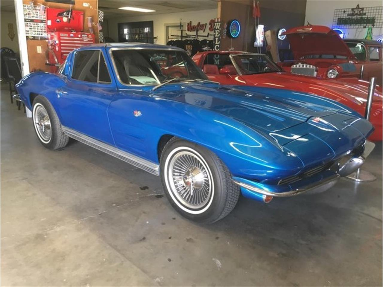 Large Picture of '64 Corvette - PWBB