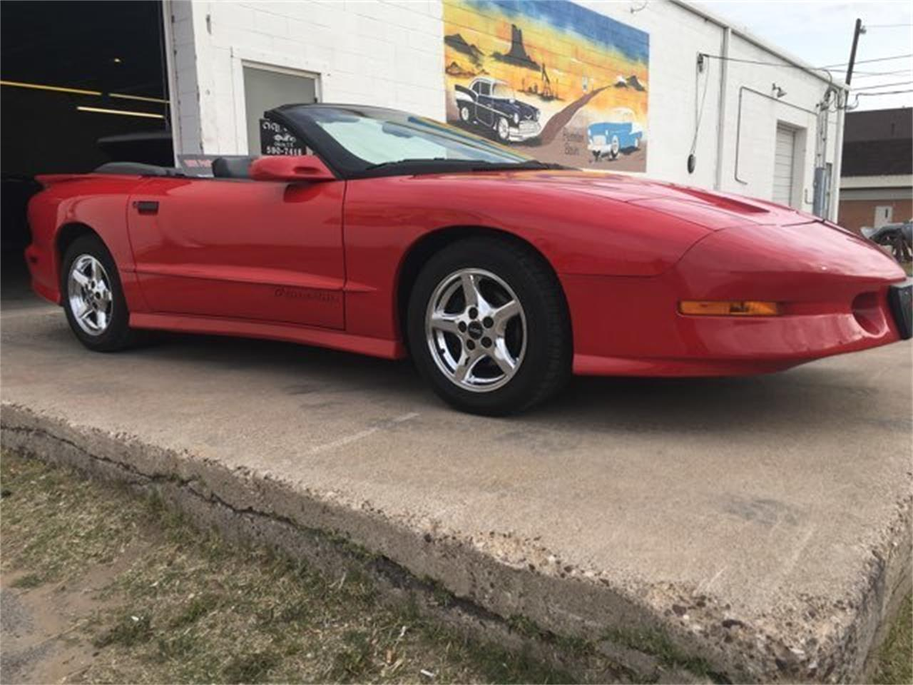 Large Picture of '96 Pontiac Firebird Trans Am Offered by Dan Kruse Classics - PWBI