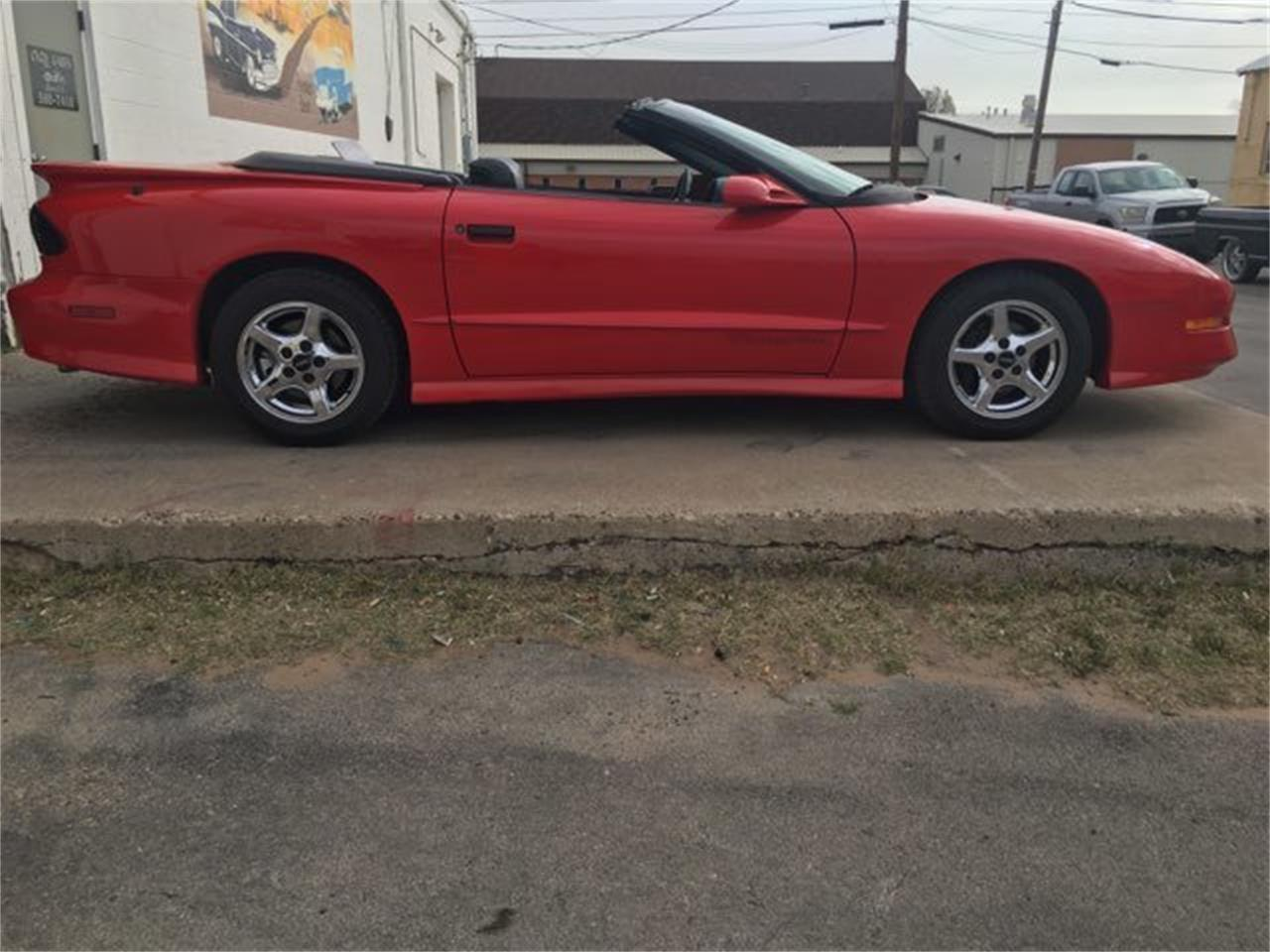 Large Picture of '96 Pontiac Firebird Trans Am located in Midland Texas Auction Vehicle Offered by Dan Kruse Classics - PWBI
