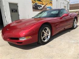 Picture of '02 Chevrolet Corvette located in Texas Auction Vehicle Offered by Dan Kruse Classics - PWBK