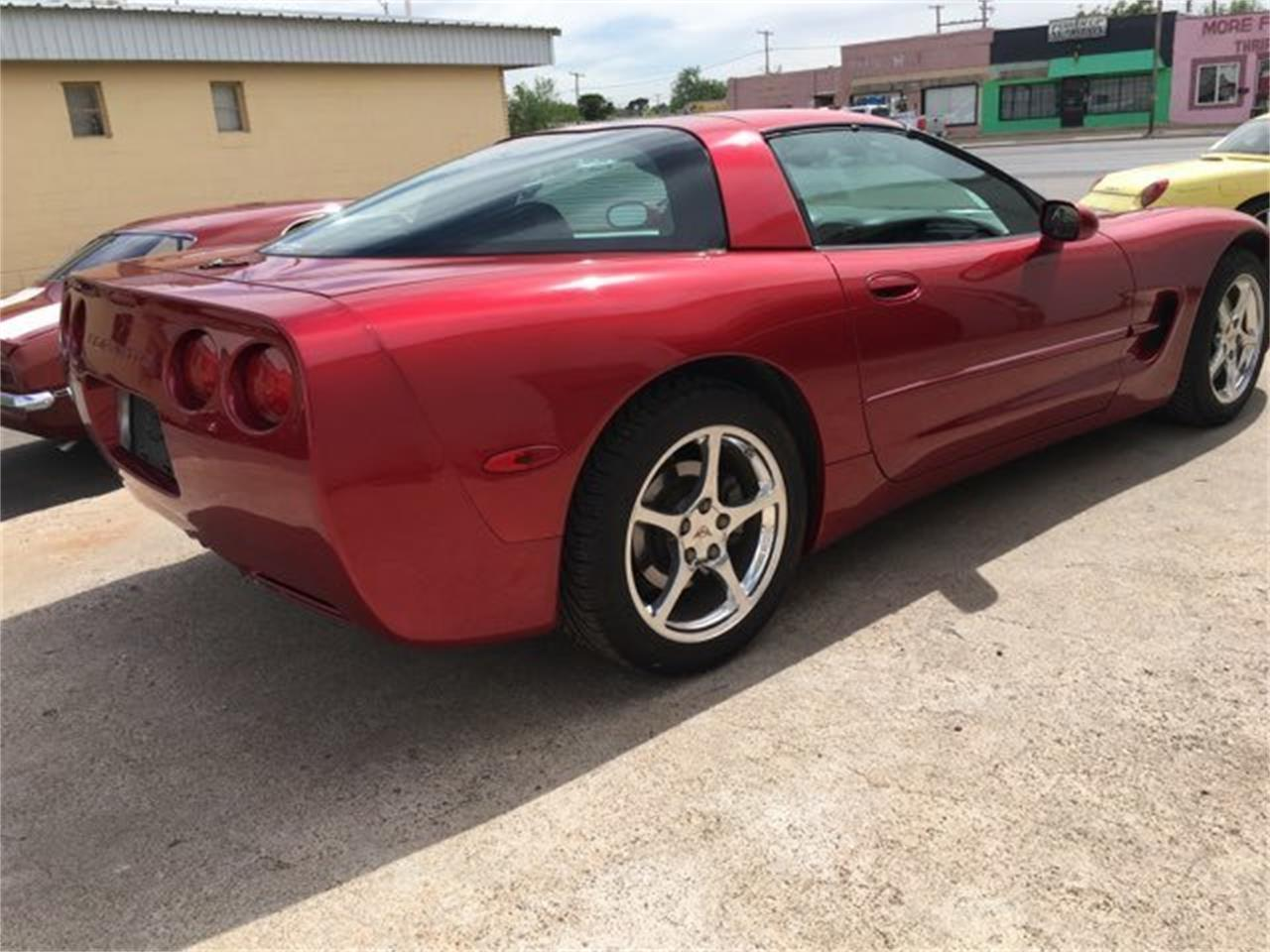 Large Picture of '02 Chevrolet Corvette Auction Vehicle Offered by Dan Kruse Classics - PWBK