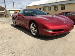 Picture of 2002 Chevrolet Corvette located in Texas Auction Vehicle Offered by Dan Kruse Classics - PWBK