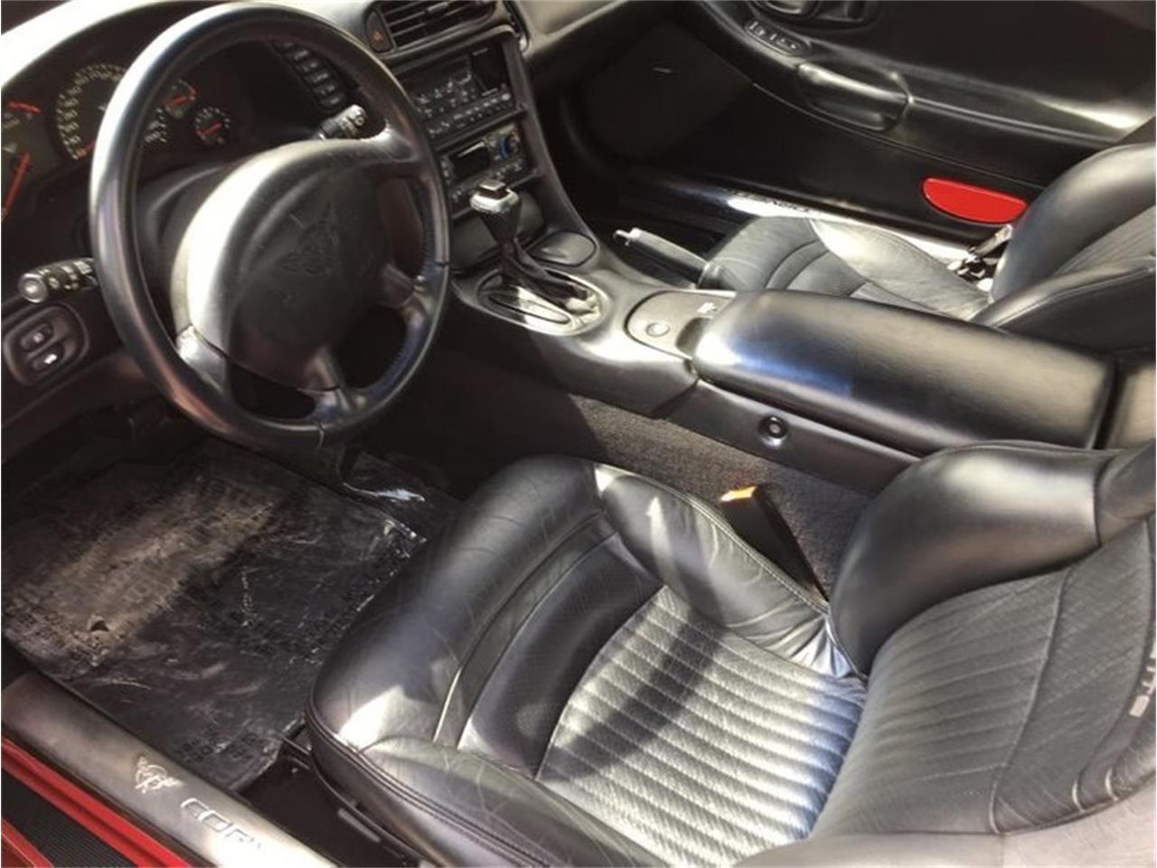 Large Picture of '02 Chevrolet Corvette located in Midland Texas Auction Vehicle - PWBK