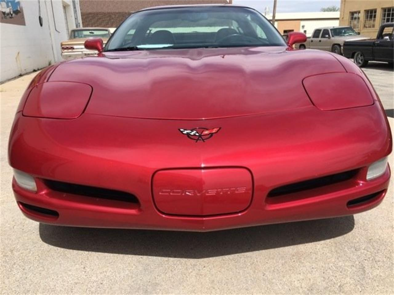 Large Picture of 2002 Chevrolet Corvette located in Midland Texas - PWBK
