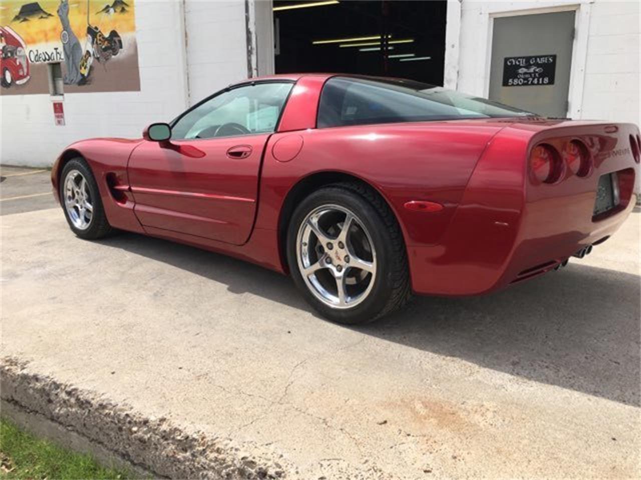 Large Picture of '02 Corvette - PWBK