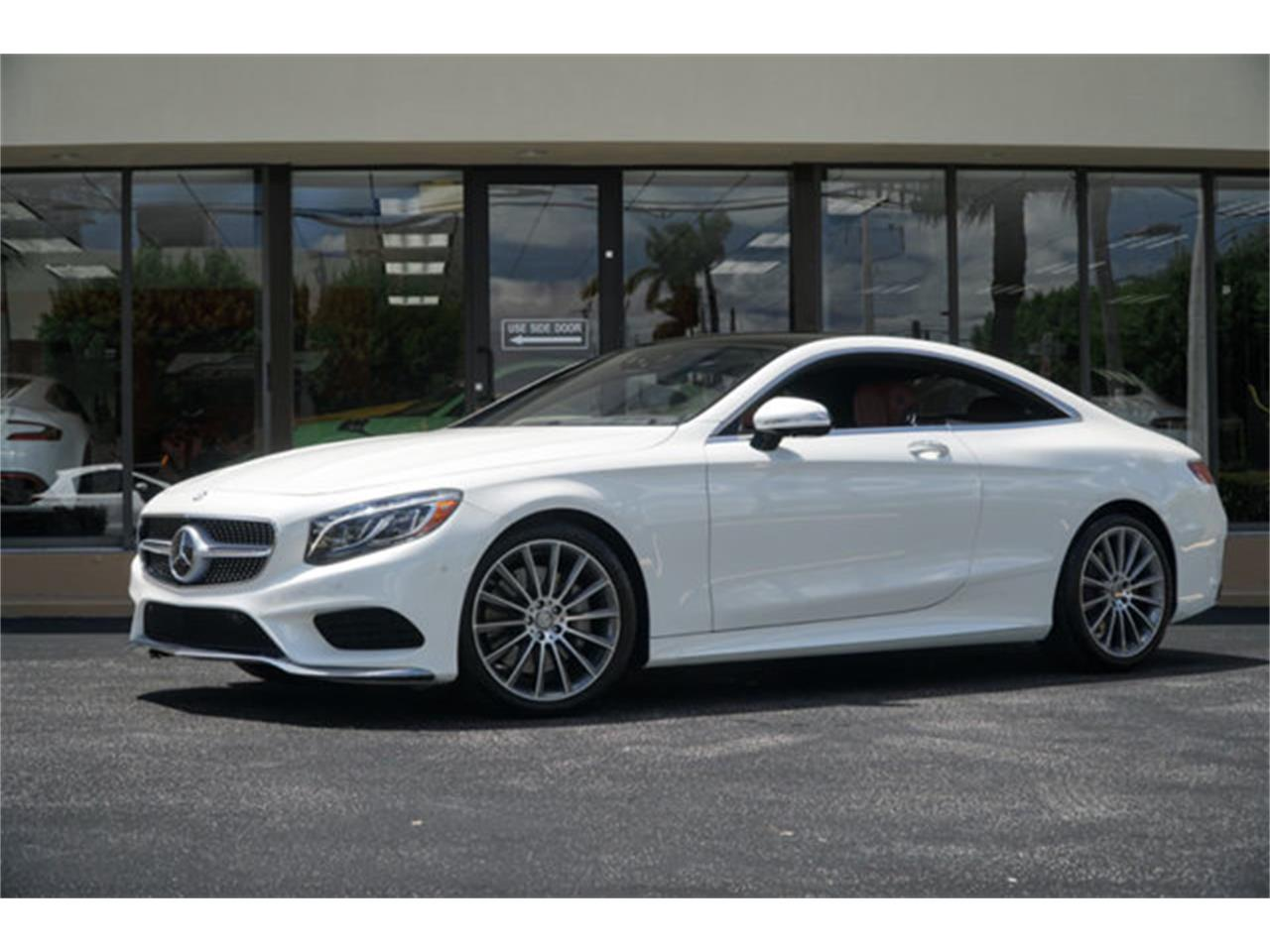 Large Picture of '16 S-Class - PWBL
