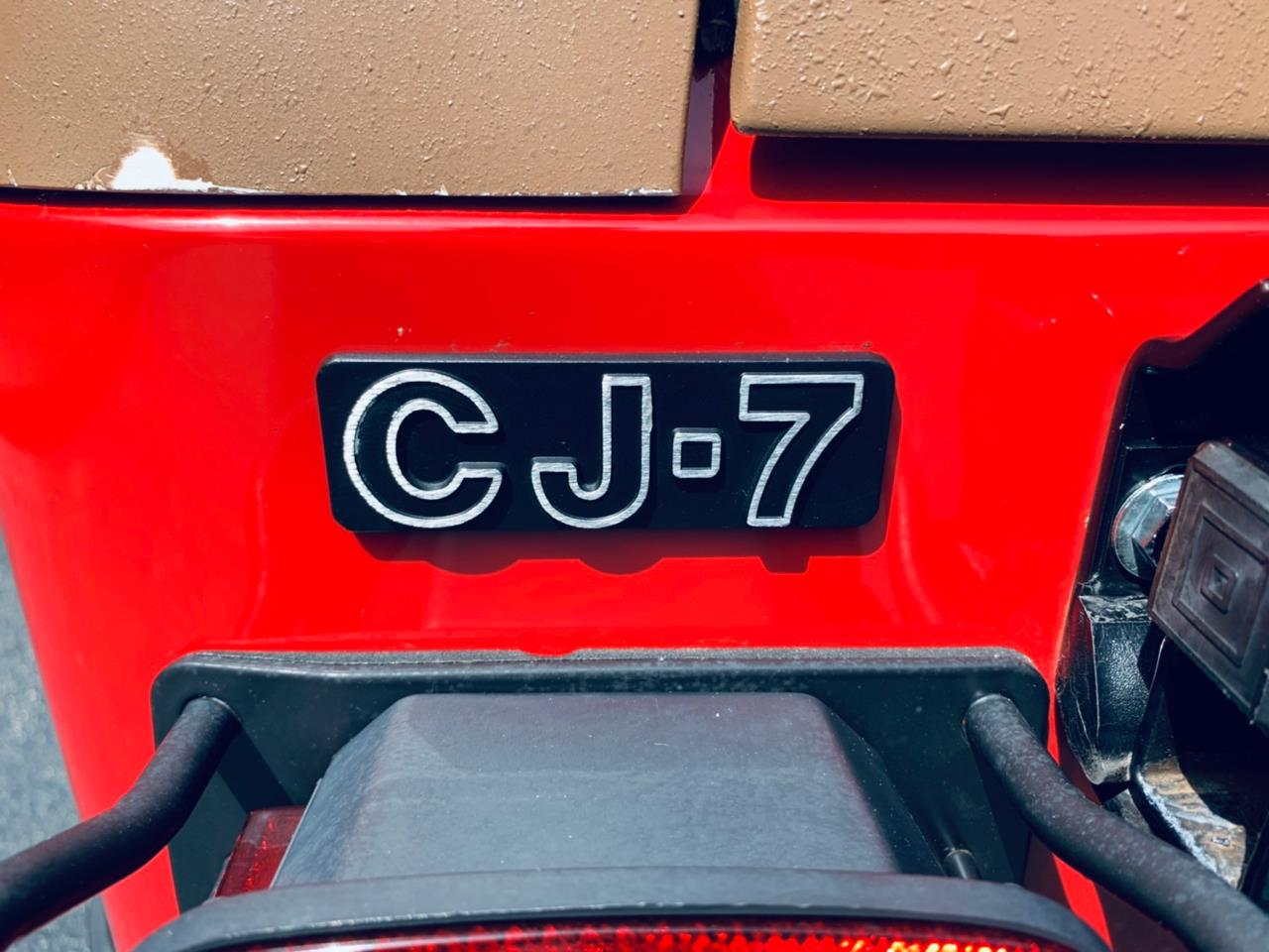 Large Picture of '86 CJ5 - PWBU