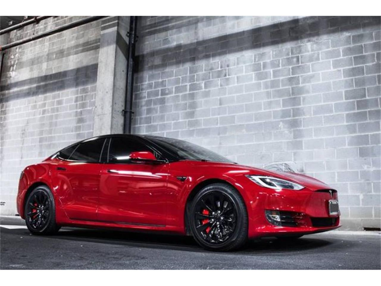 Large Picture of '16 Model S - PWBW