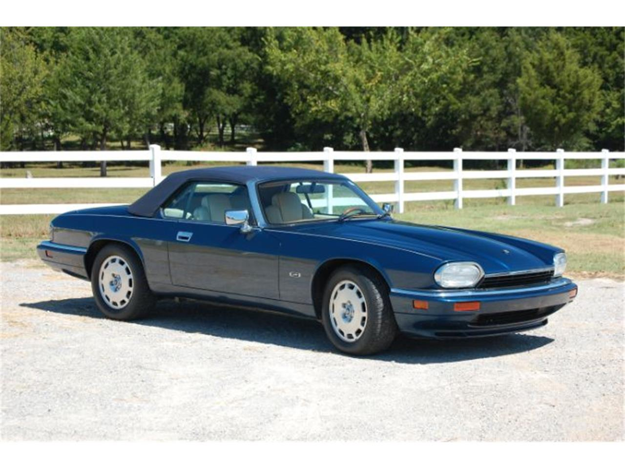 Large Picture of '96 XJS - PWC6