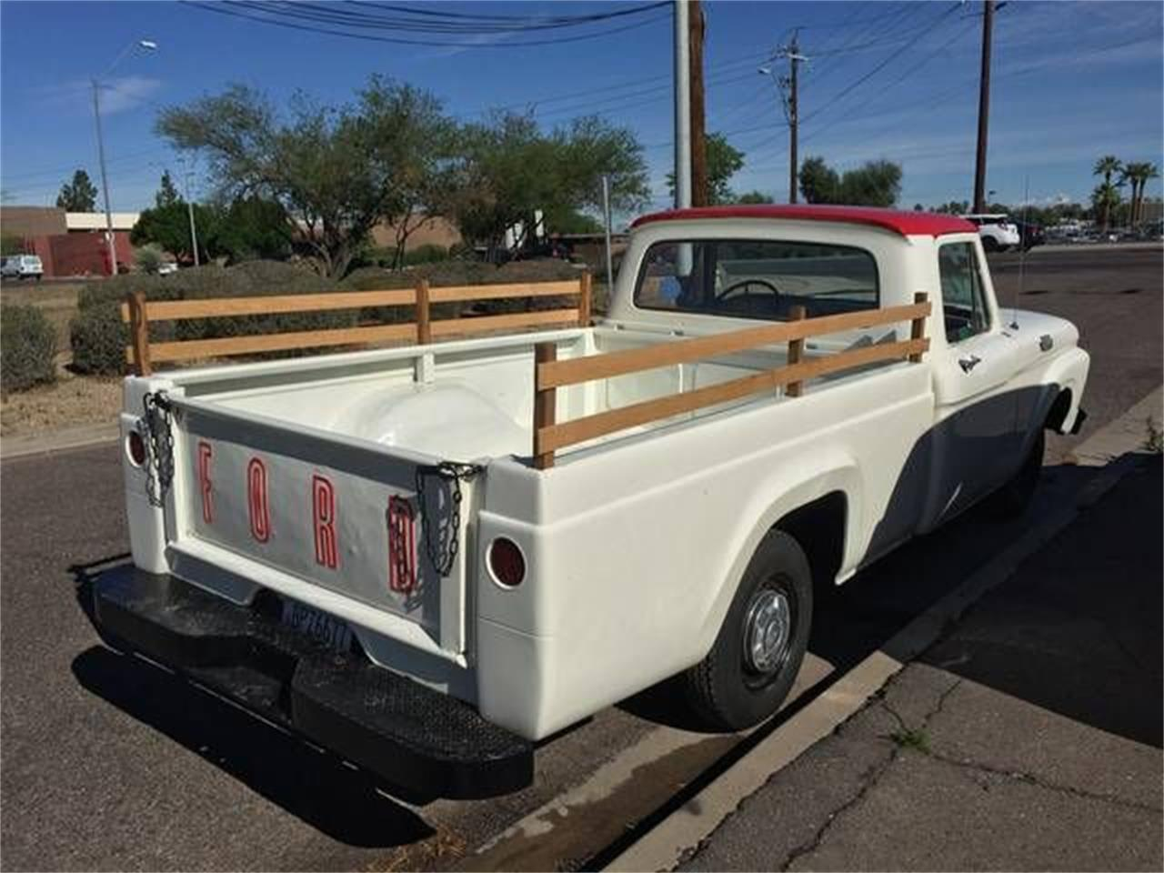 Large Picture of '63 F100 - PWCE