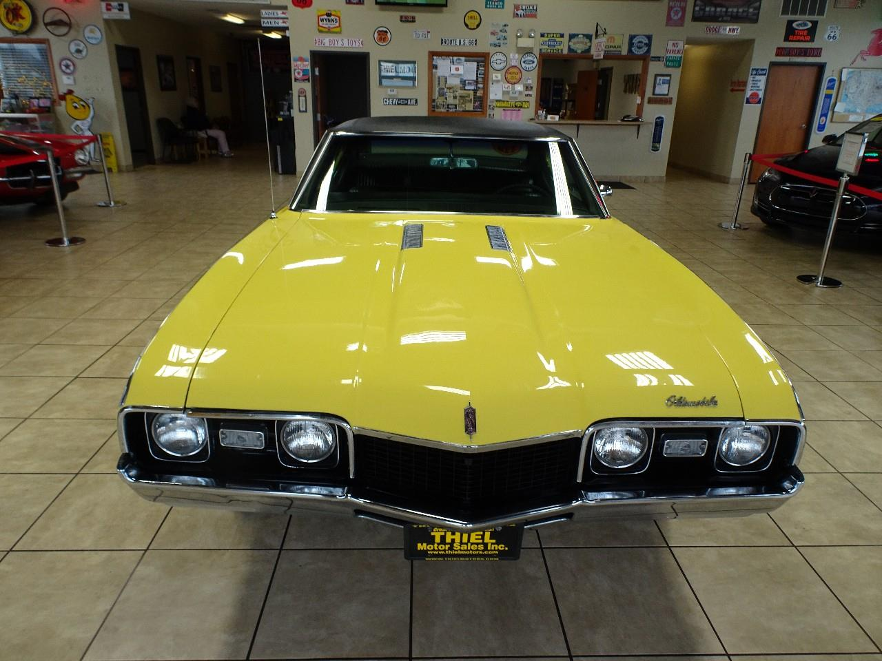Large Picture of '68 Cutlass - PWCK