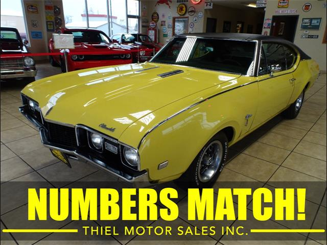 1968 Oldsmobile Cutlass for Sale on ClassicCars com on ClassicCars com