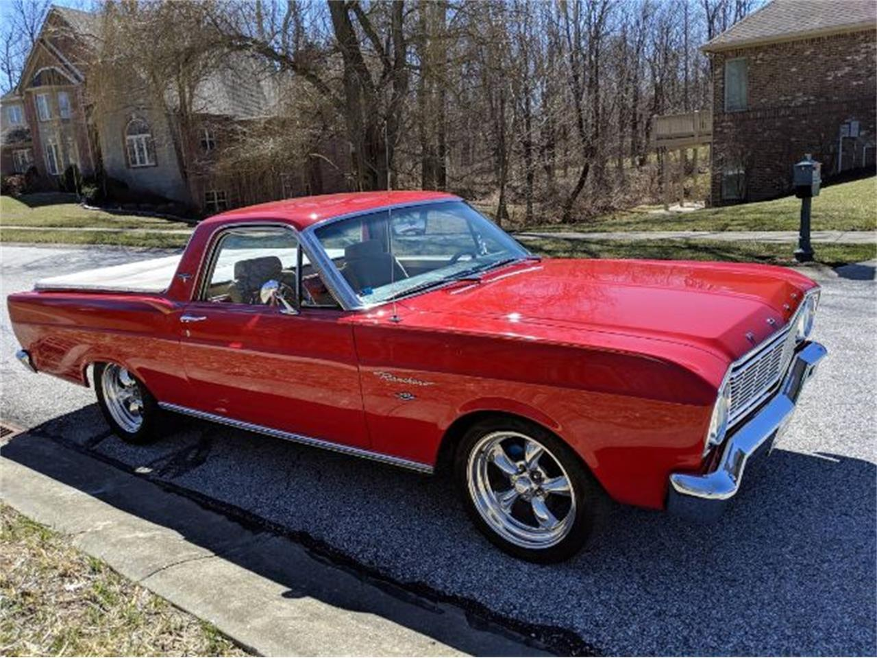 Large Picture of '66 Ranchero - PWCO