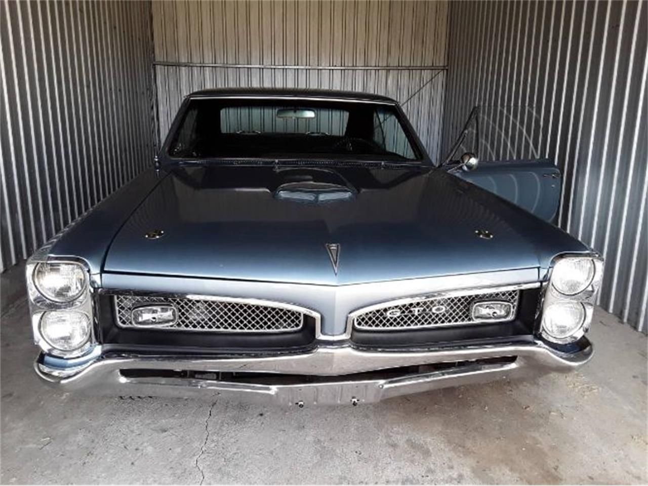 Large Picture of '67 GTO - PWCT