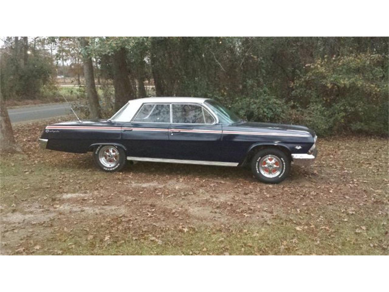 Large Picture of '62 Impala - PWCV