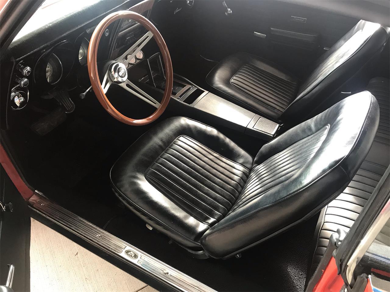 Large Picture of '68 Camaro - PWCX