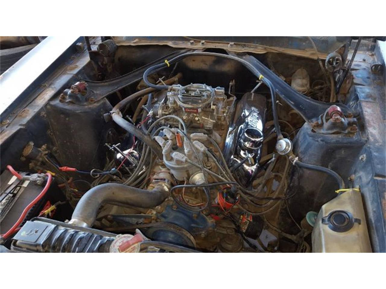 Large Picture of '68 Mustang - PWCZ
