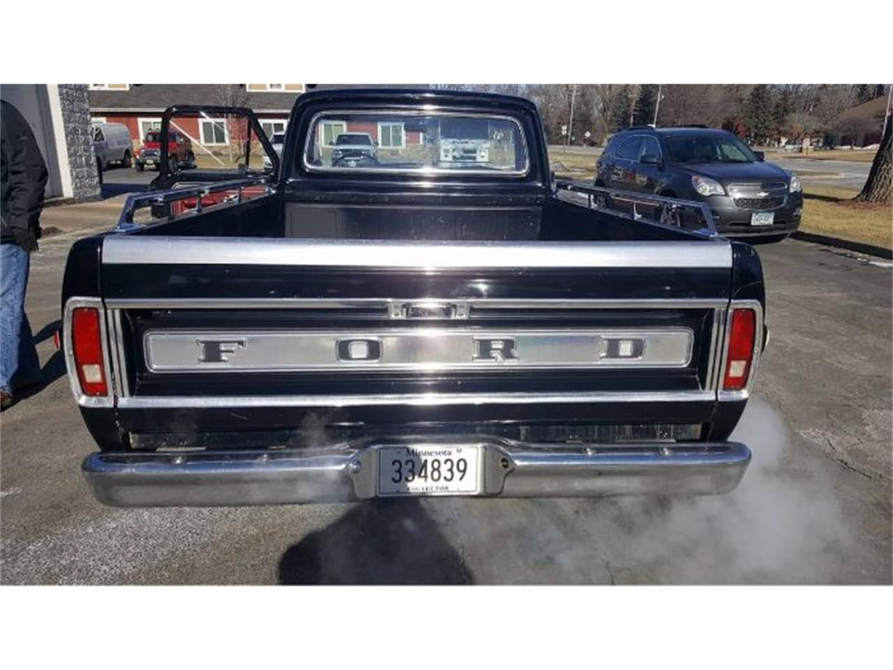 Large Picture of '67 F100 - PWD7
