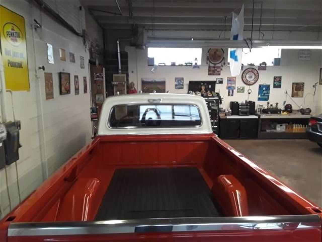 Large Picture of '67 F100 - PWDD