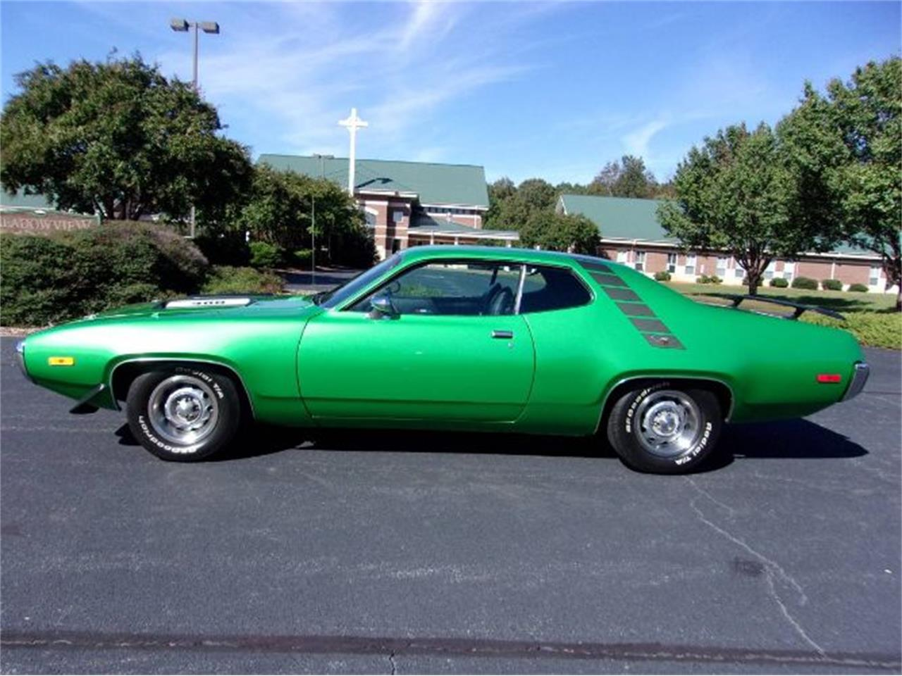Large Picture of '72 Plymouth Road Runner located in Cadillac Michigan - $22,995.00 - PWDN