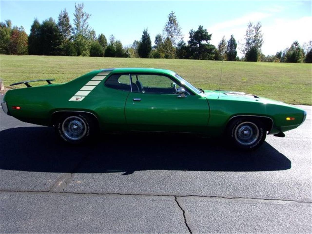 Large Picture of Classic '72 Plymouth Road Runner located in Michigan - $22,995.00 Offered by Classic Car Deals - PWDN