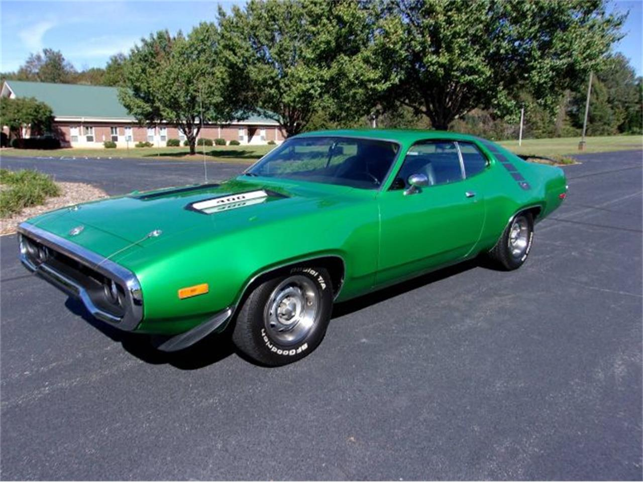 Large Picture of 1972 Road Runner - PWDN