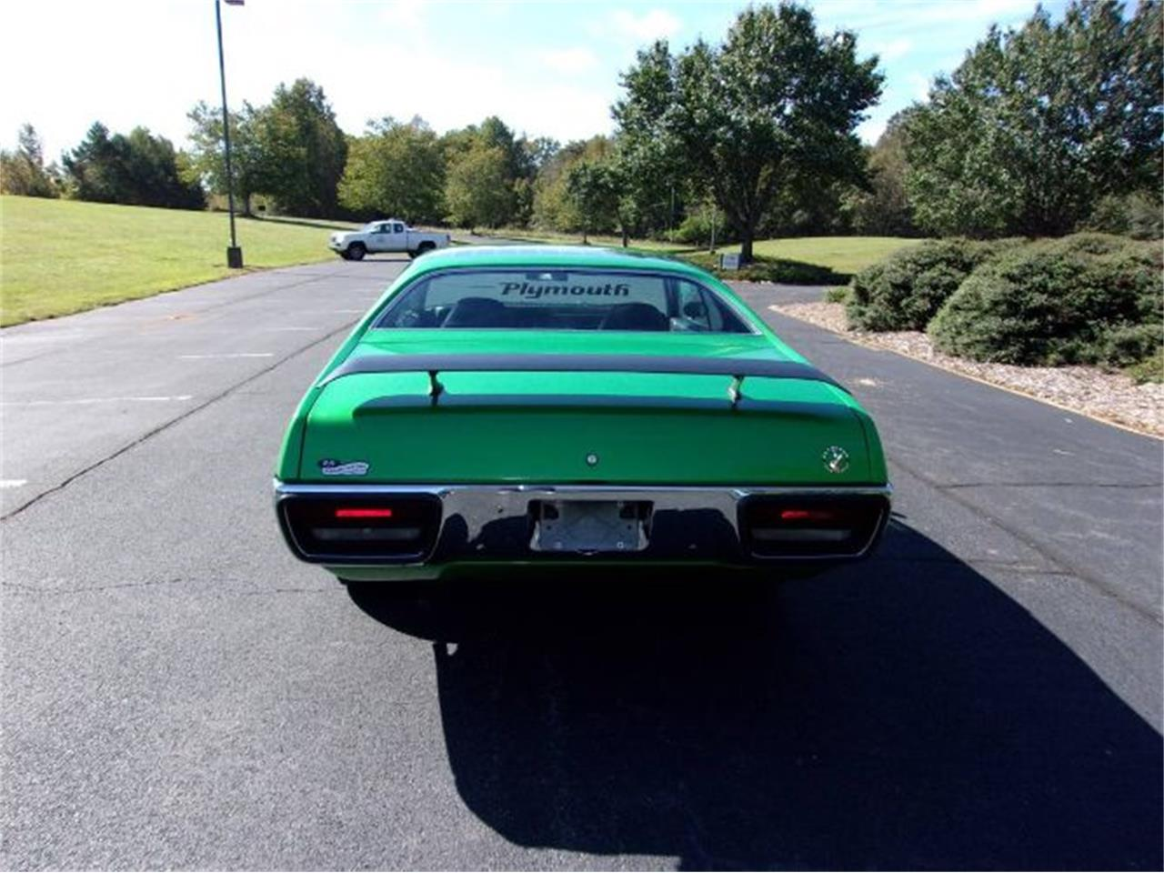 Large Picture of Classic '72 Plymouth Road Runner located in Michigan - PWDN