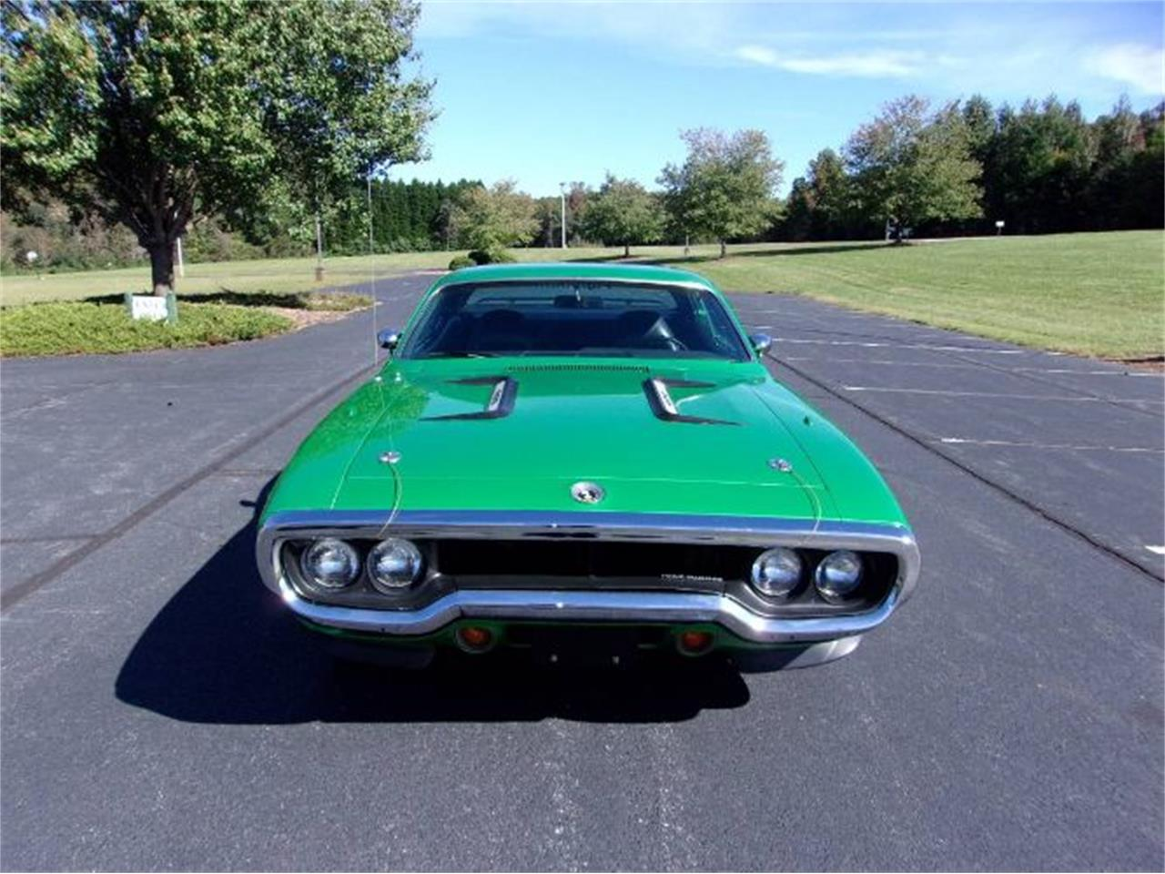 Large Picture of 1972 Plymouth Road Runner Offered by Classic Car Deals - PWDN