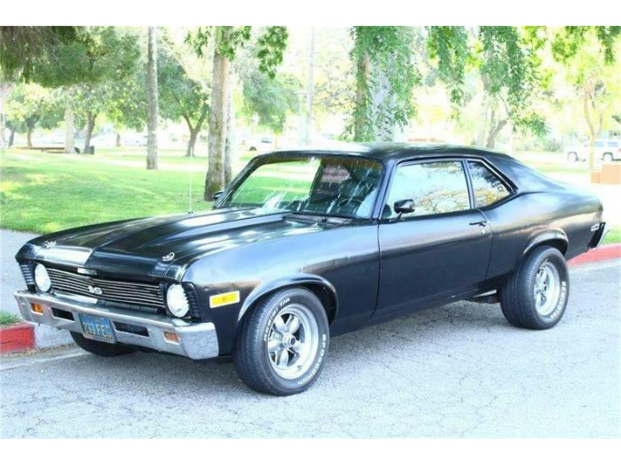 Large Picture of '72 Nova - PWDS
