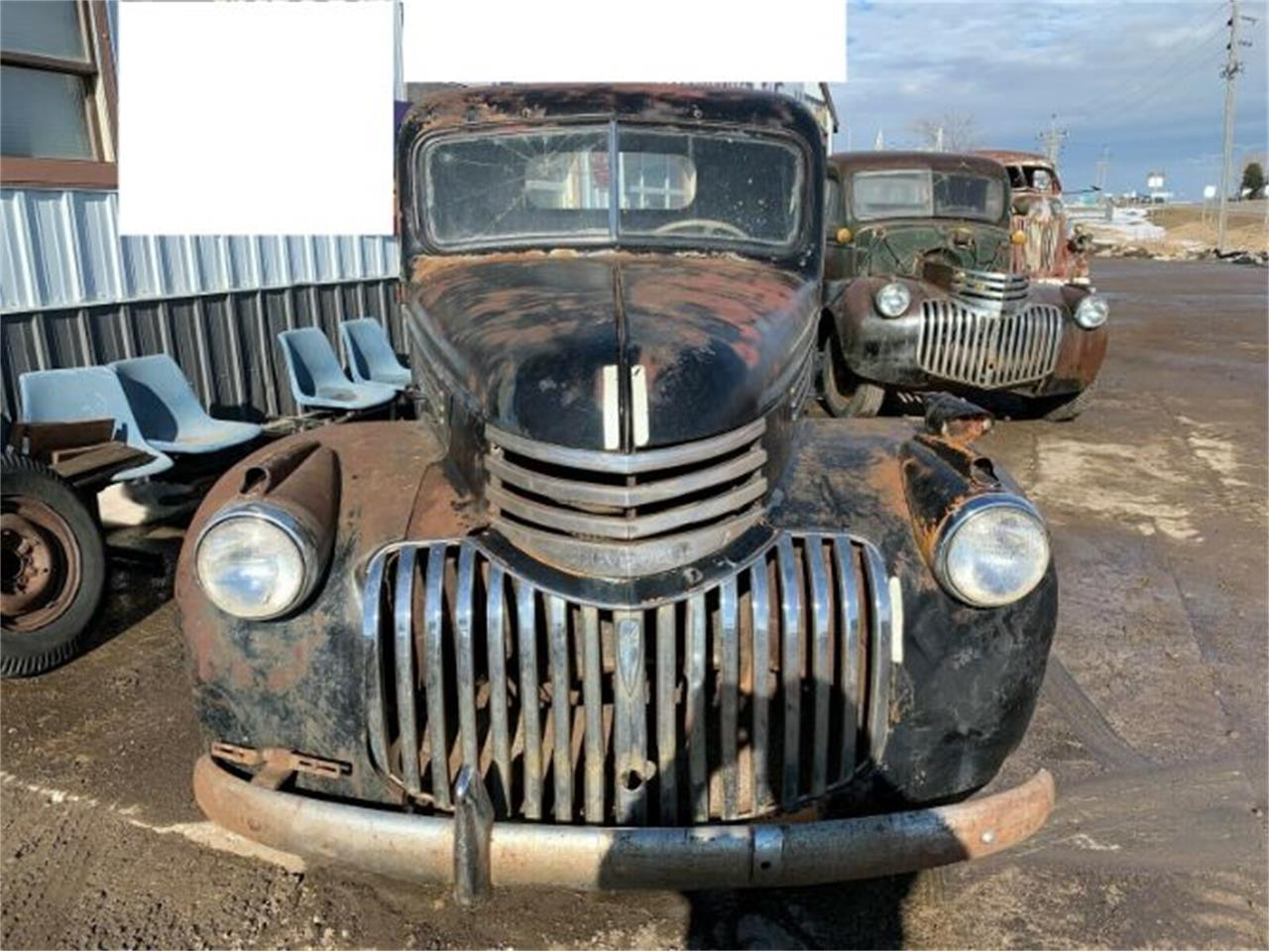 Large Picture of '46 Pickup - PWDX