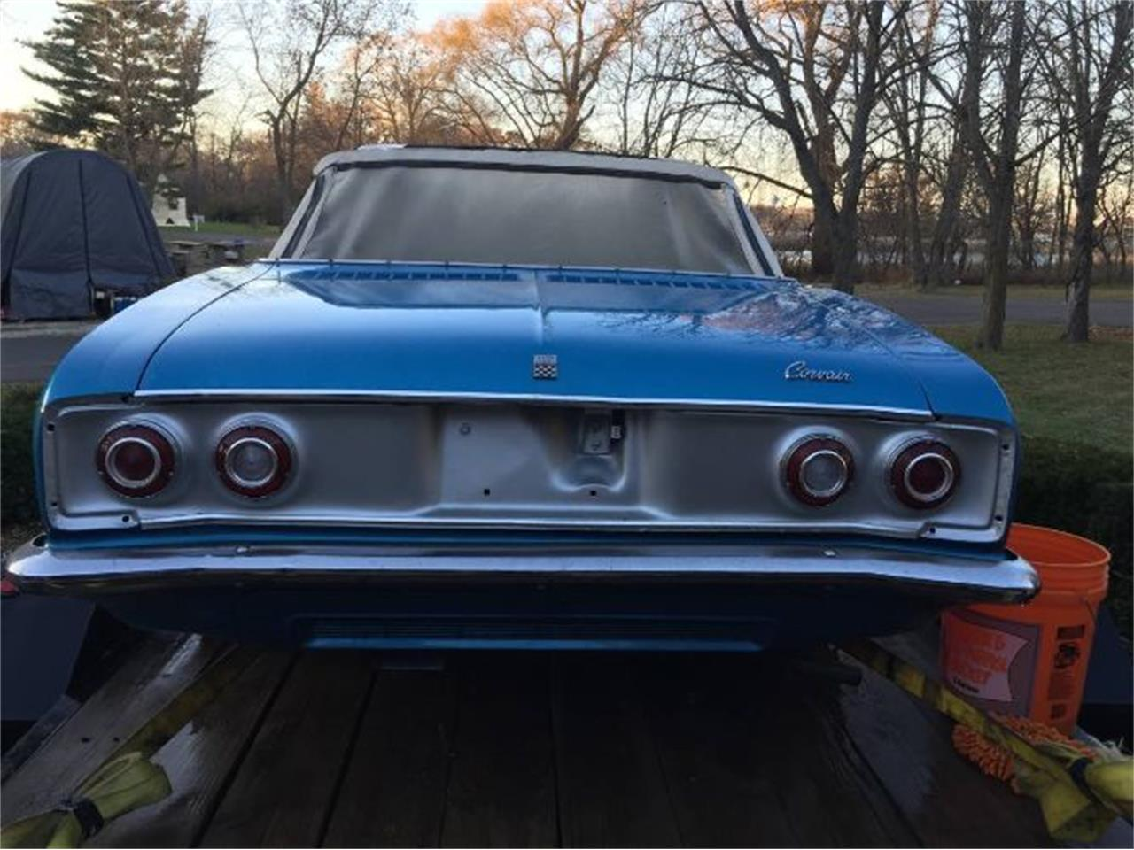 Large Picture of '67 Corvair - PWDZ