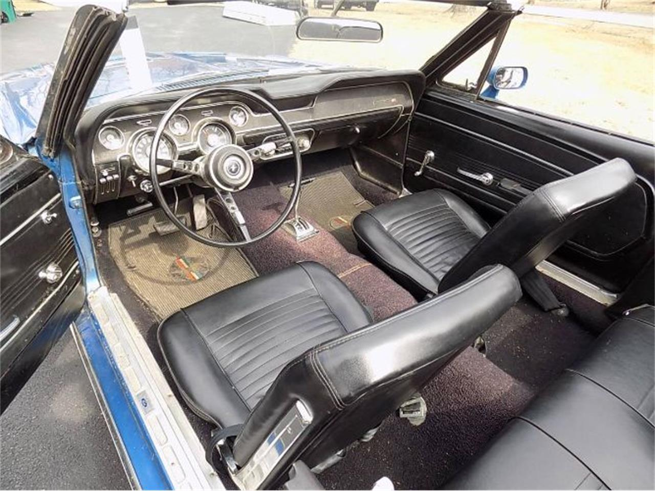 Large Picture of '67 Mustang - PWE3