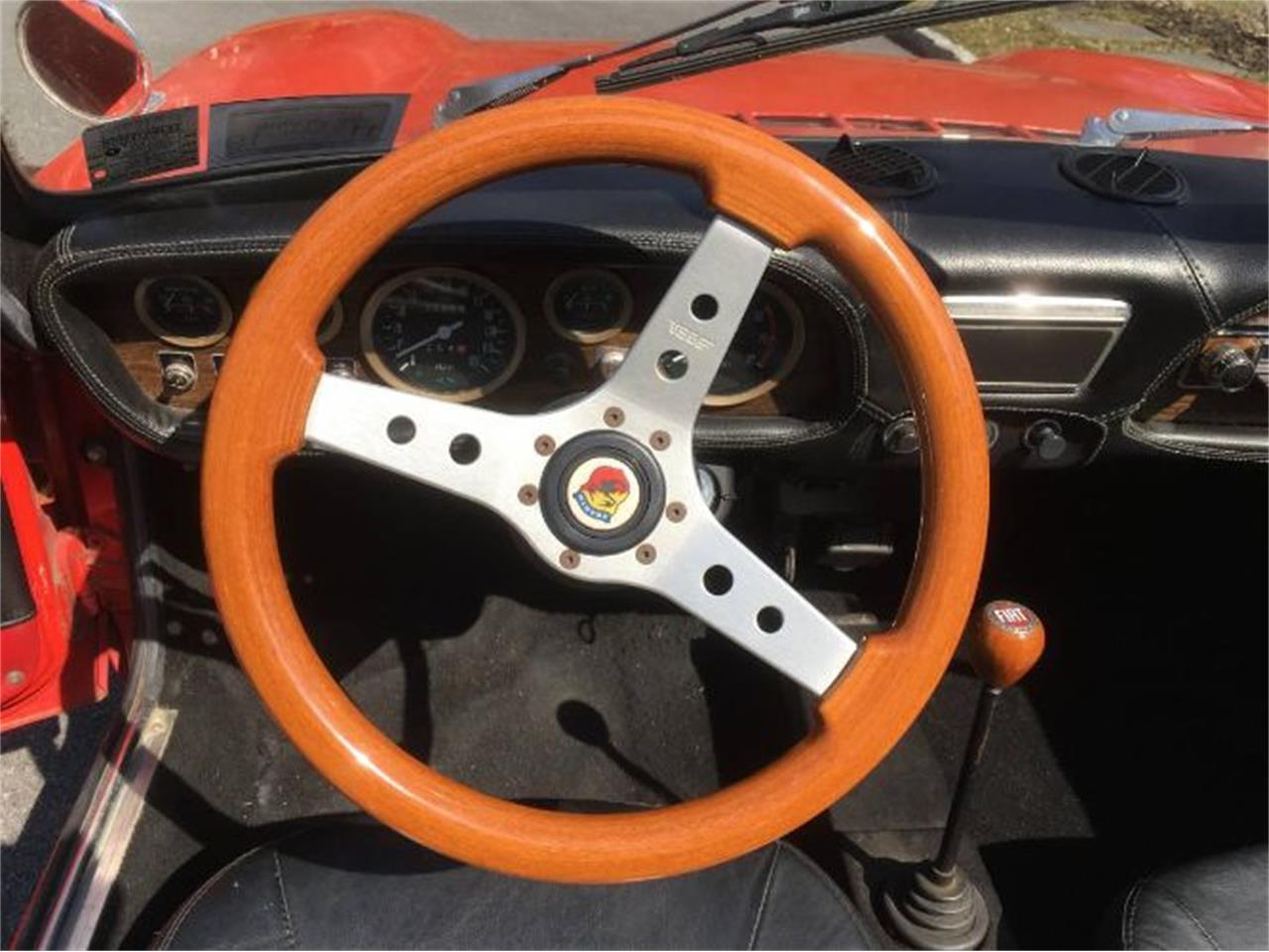 Large Picture of '67 Spider - PWE4