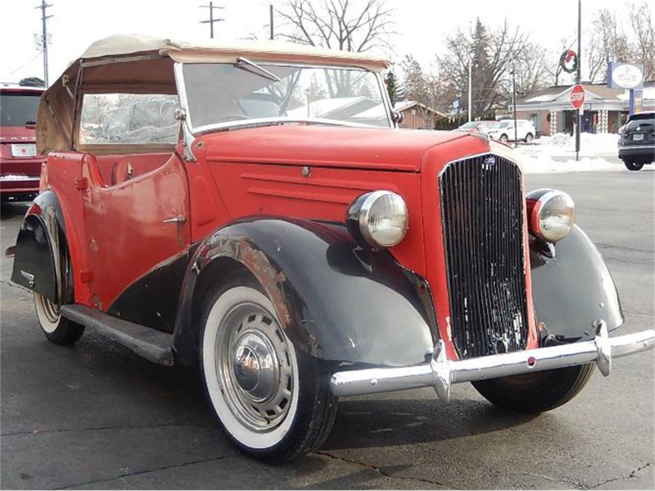 Large Picture of '46 Street Rod - PWE5