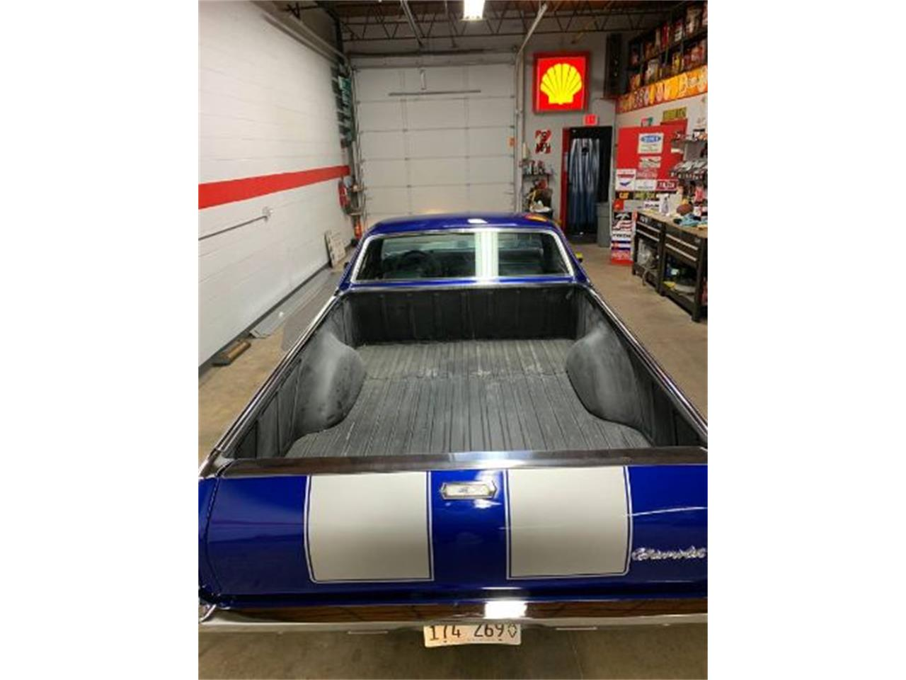 Large Picture of '68 El Camino - PWE8