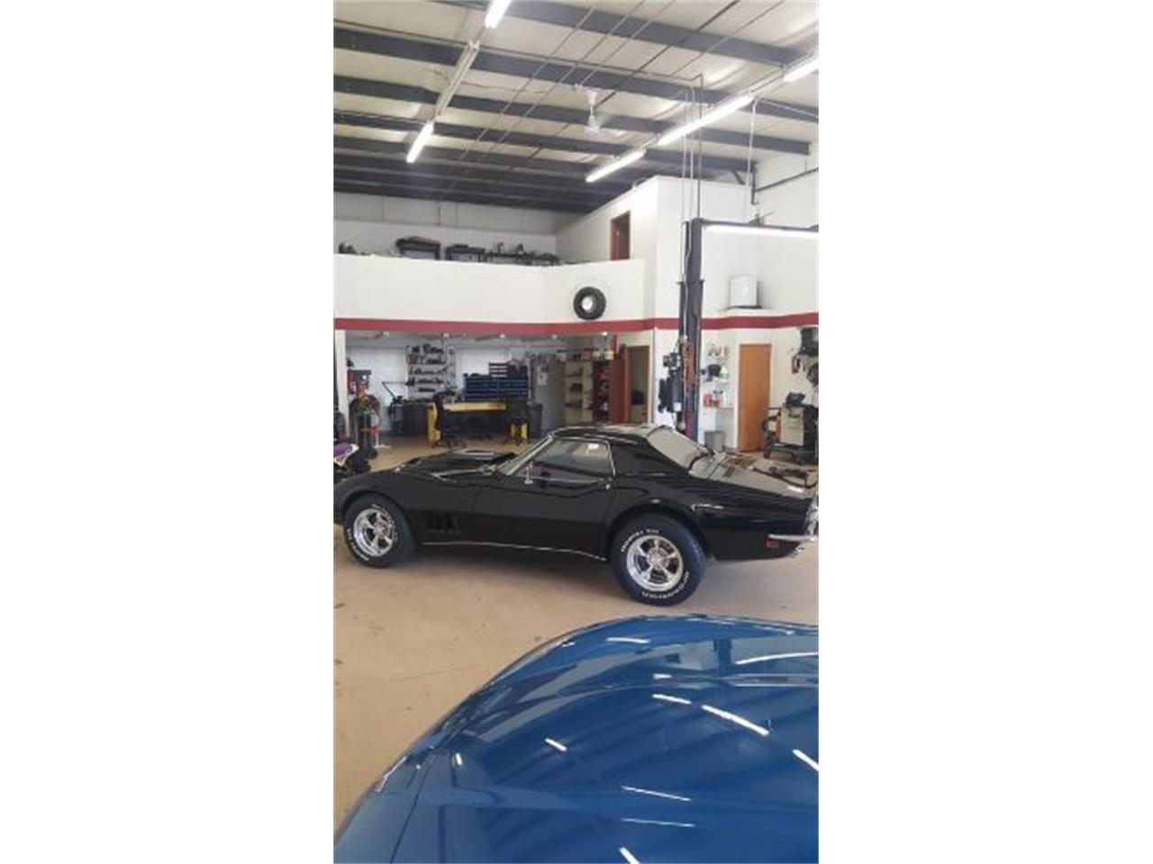 Large Picture of '69 Corvette - PWEB