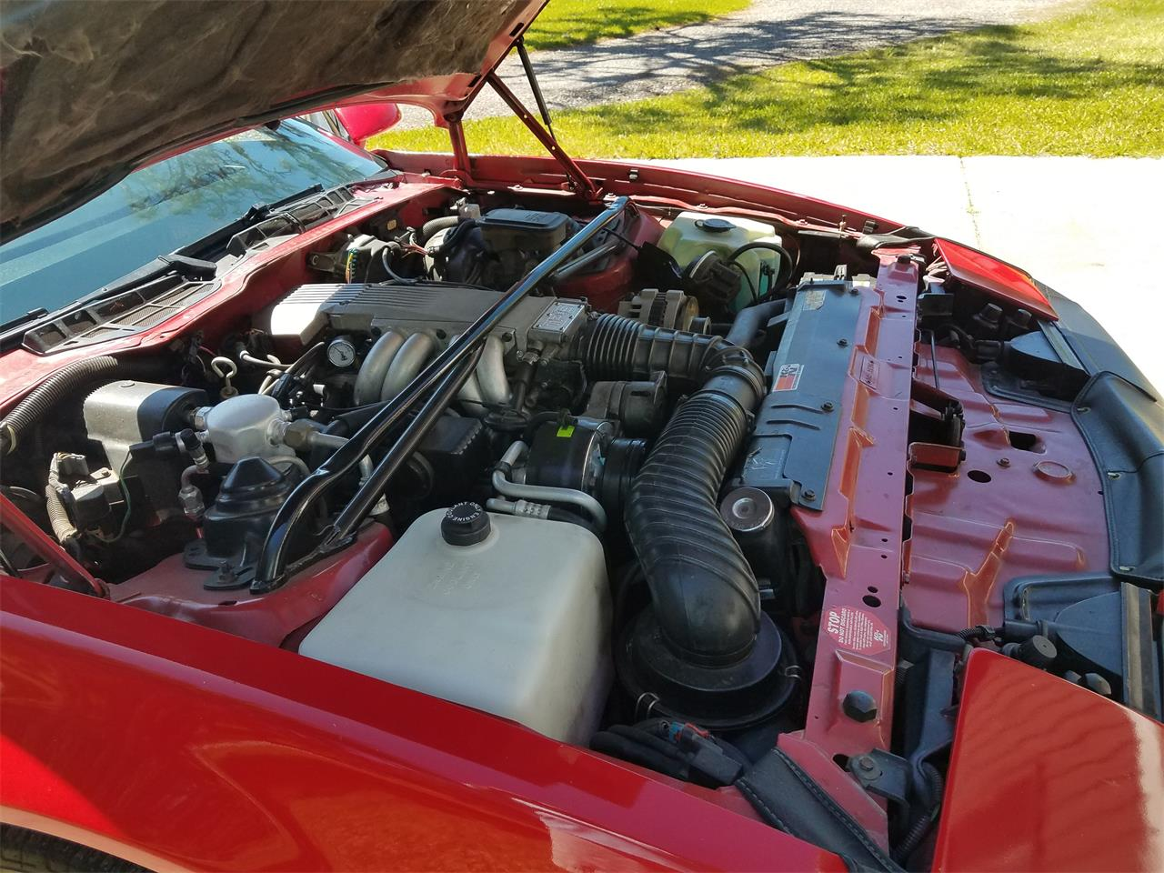 Large Picture of '89 Firebird Trans Am GTA - PWEJ