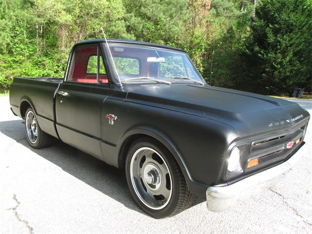 Picture of Classic 1967 Chevrolet C10 - $16,900.00 Offered by  - PWES