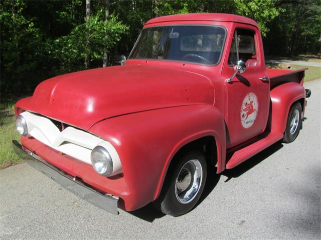 Picture of 1955 Ford F100 located in Fayetteville Georgia - PWET