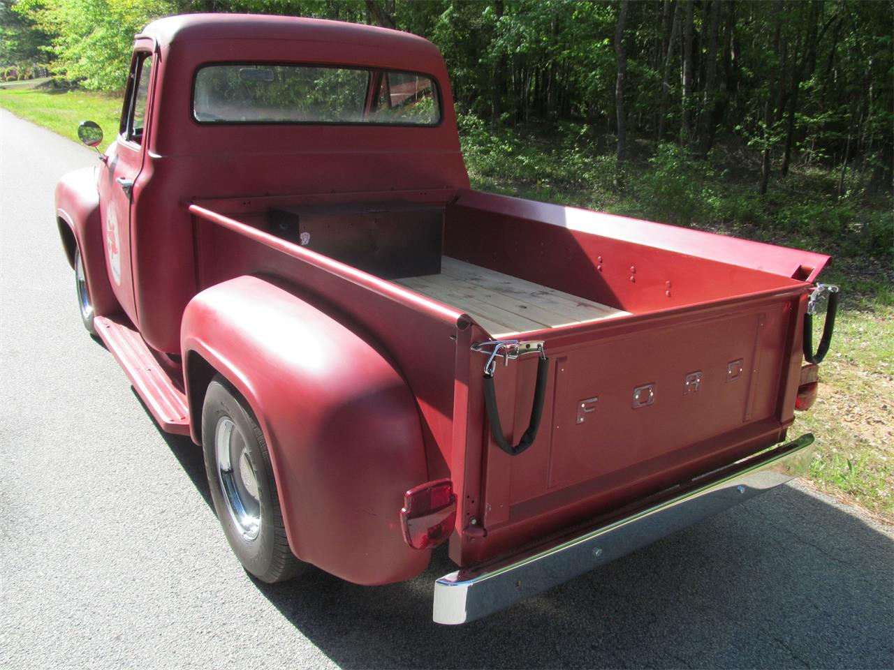 Large Picture of '55 F100 - PWET