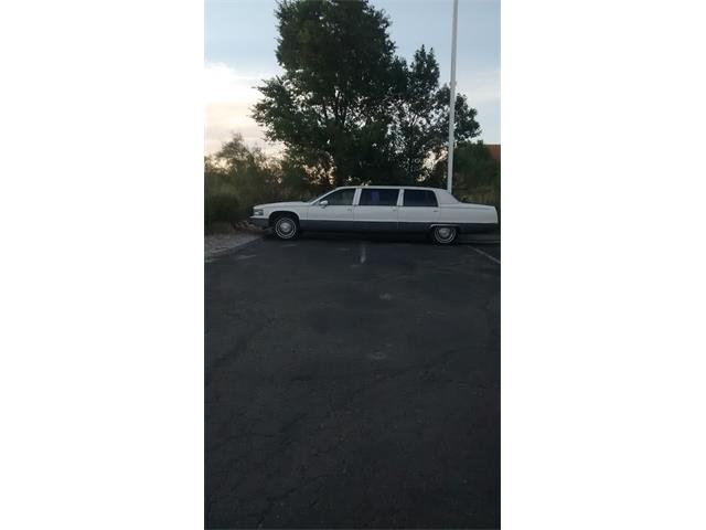 Picture of 1994 Cadillac Fleetwood Limousine located in Silt Colorado - $8,500.00 Offered by a Private Seller - PWF1