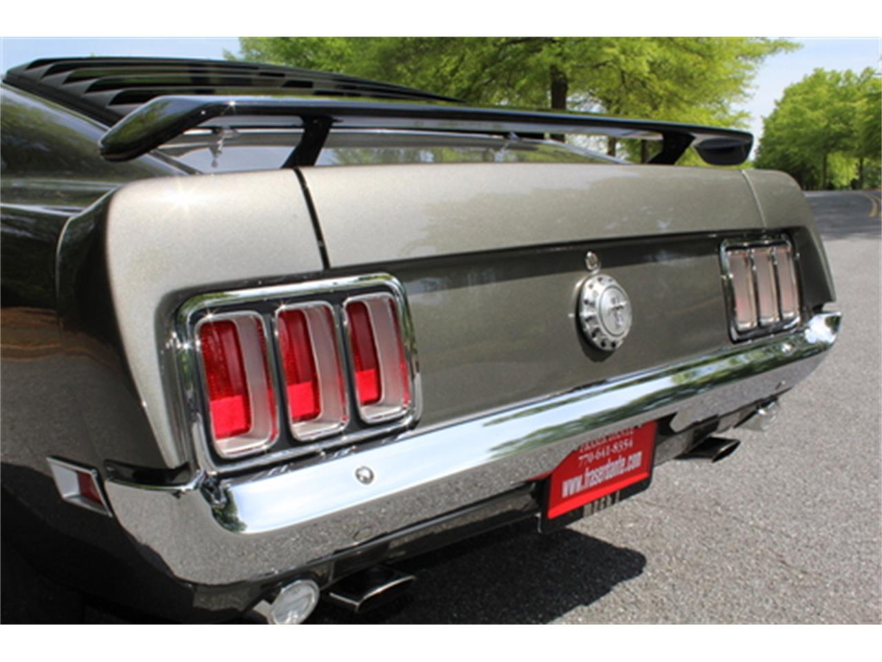 Large Picture of '70 Mustang Mach 1 - PWF3