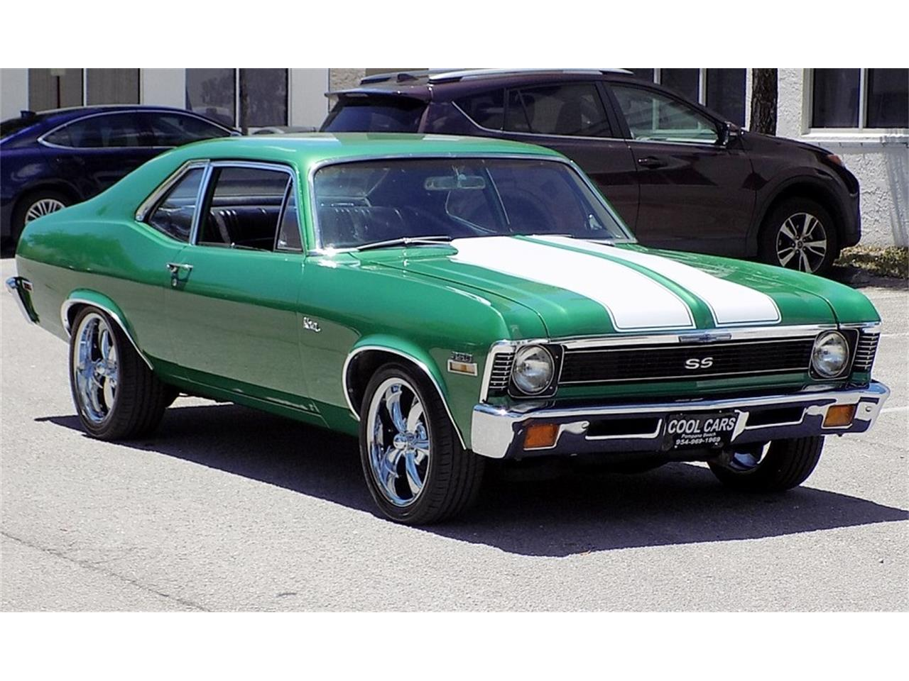 Large Picture of Classic 1972 Chevrolet Nova - $24,500.00 Offered by Cool Cars - PWF6