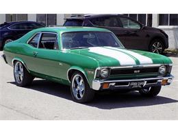Picture of Classic '72 Chevrolet Nova located in POMPANO BEACH Florida - $24,500.00 - PWF6
