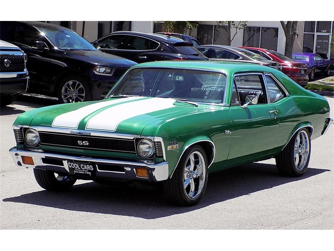 Large Picture of Classic '72 Chevrolet Nova - $24,500.00 Offered by Cool Cars - PWF6