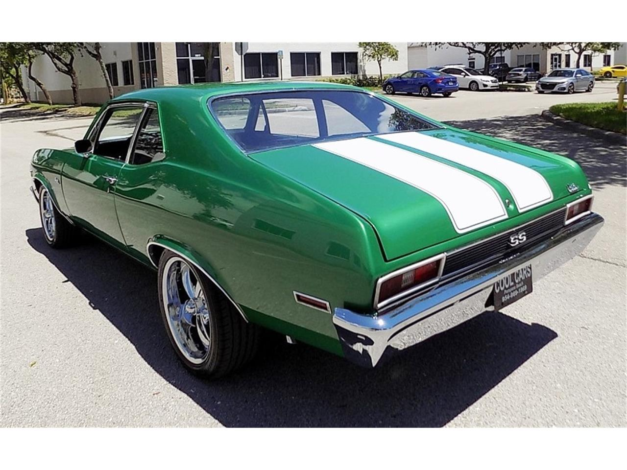 Large Picture of Classic 1972 Nova - $24,500.00 Offered by Cool Cars - PWF6