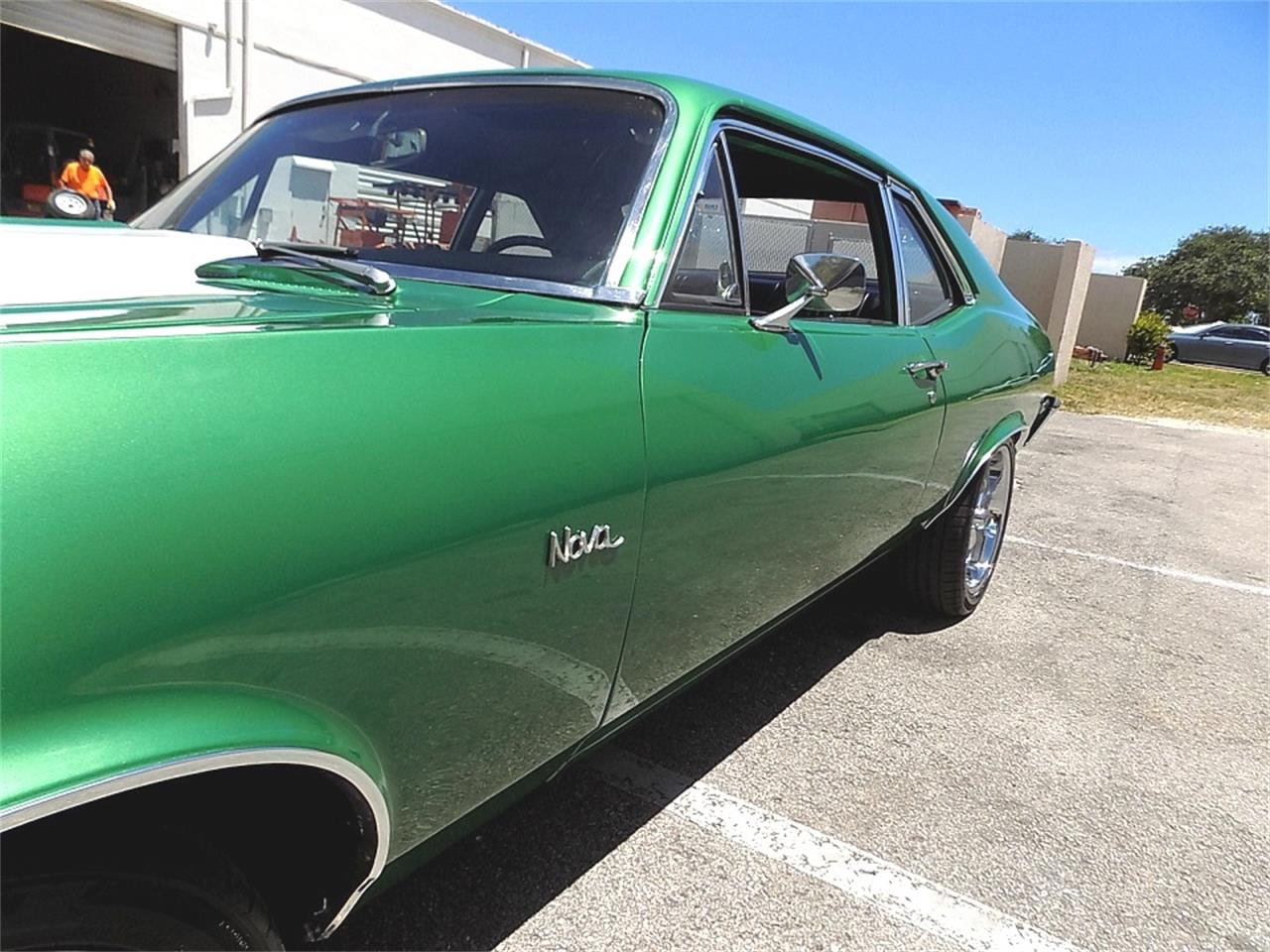 Large Picture of 1972 Chevrolet Nova located in Florida - PWF6