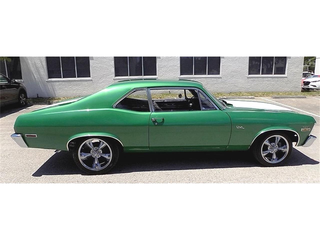 Large Picture of Classic 1972 Chevrolet Nova located in POMPANO BEACH Florida - $24,500.00 - PWF6