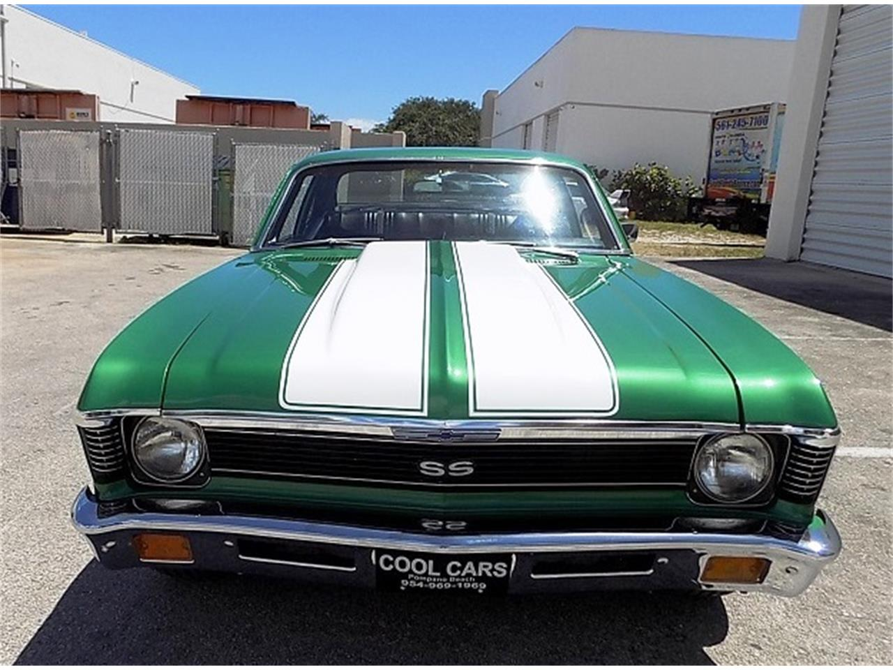 Large Picture of Classic '72 Nova - $24,500.00 Offered by Cool Cars - PWF6